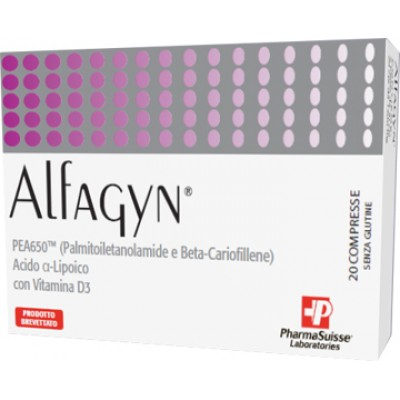 ALFAGYN 20CPR