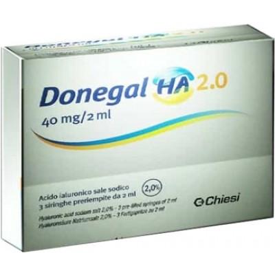 DONEGAL HA 2.0 40MG/2ML 3SIR