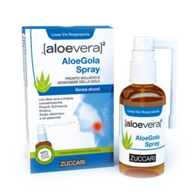 ALOEVERA2 ALOEGOLA SPRAY 30ML