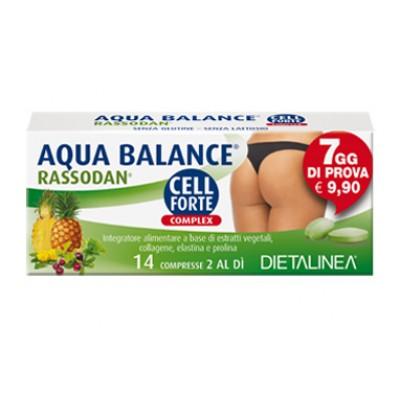 AQUA BALANCE RASS.7DAYS 14CPR