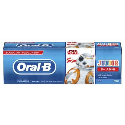 ORAL B DEN JUN STAR WARS 6-12