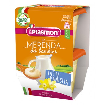 PLASMON MEREN LATTE VAN 2X120G