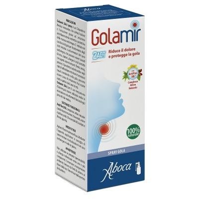 GOLAMIR 2ACT SPRAY 30ML N/ALCOOL