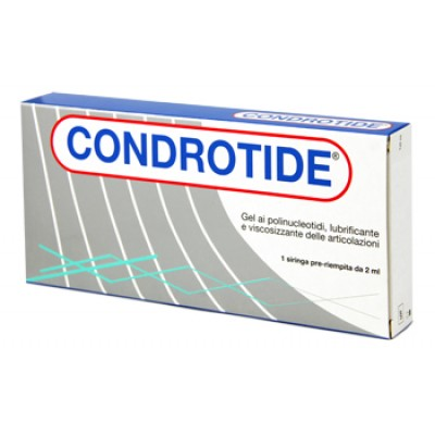 CONDROTIDE SIR INTRA-ART  2ML