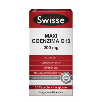 SWISSE COENZIMA MAXI Q10 30CPS