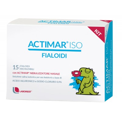 ACTIMAR ISO FIALOIDI KIT