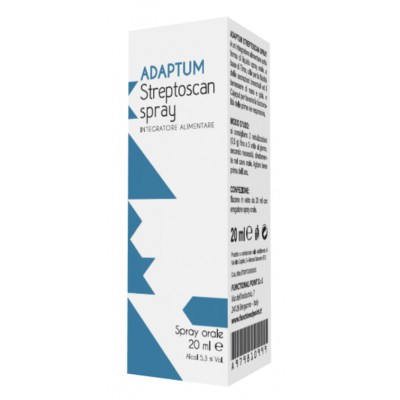 ADAPTUM STREPTOSCAN SPRAY 20ML