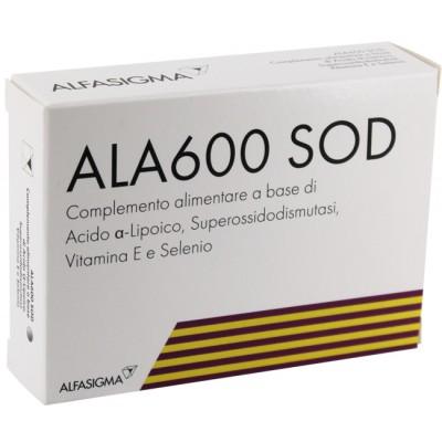 ALA 600 SOD 20CPR GMM