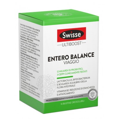 SWISSE ENTERO BALANCE VI10BUST